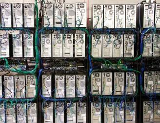 Datacenter in Beahuarnois